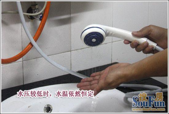 测评:能率平衡式热水器 平衡吐纳彰显安全典范11